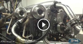 Devel Sixteen V16 5000HP Engine Dyno