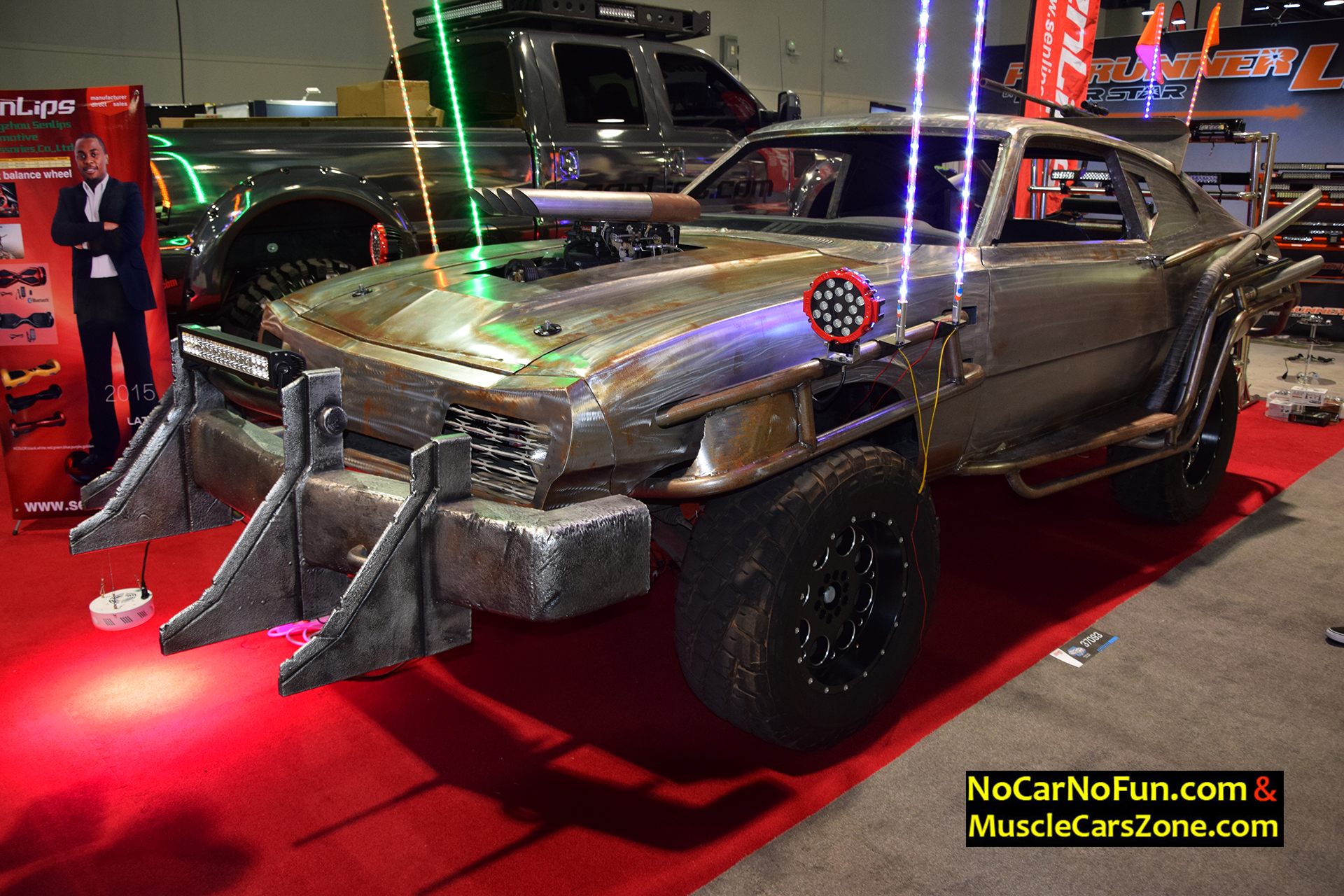 Ford Falcon Mad Max Fury Road - 2015 SEMA Motor Show - 6