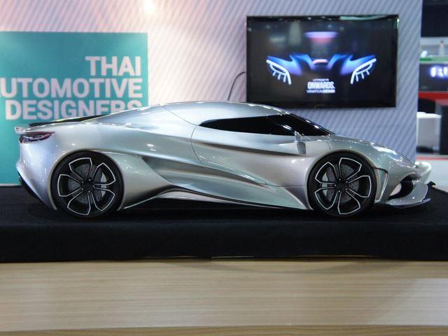 Koenigsegg Utagera Concept Side View No Car No Fun