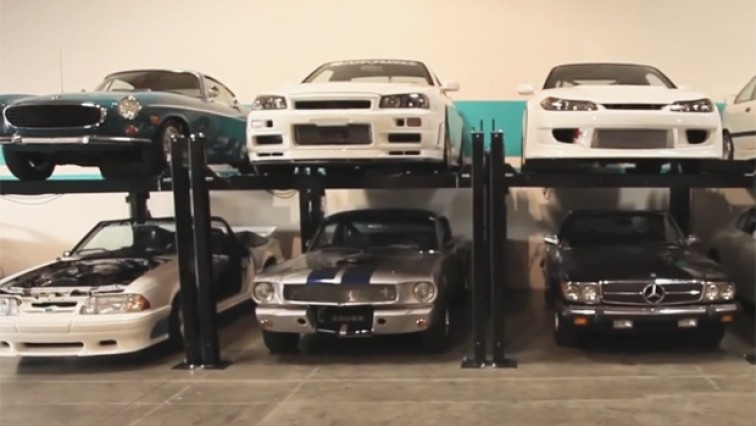 Paul Walker Car Collection No Car No Fun Muscle Cars