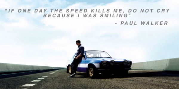FOREVER IN OUR HEARTS AND MEMORY: Paul Walker Will Always Be Remembered As A Great Man!!!