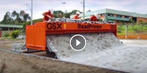 RoadPrinter bricklayer paving machine by RP Systems paving the easy way
