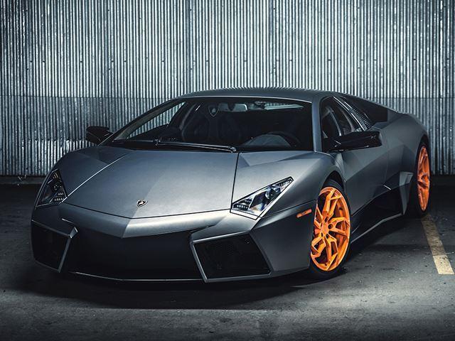 Lamborghini Reventon Front Three Quarters No Car No Fun Muscle