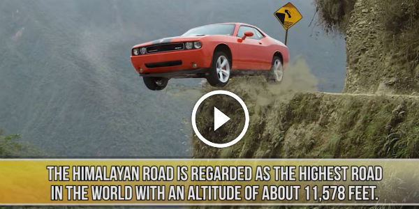 TOP 10 OF THE SCARIEST, Most Unsafe Highways, Bridges And Roads Ever Built!!! Car Accidents Are A COMMON THING On These Streets!!!