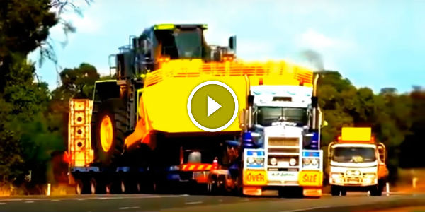 Biggest Truck In The World >> Witness 16 Minutes Of Complete Awesomeness Of The Biggest Truck Load