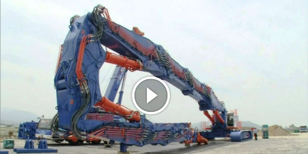 The World S Largest Construction Vehicles And Trucks In