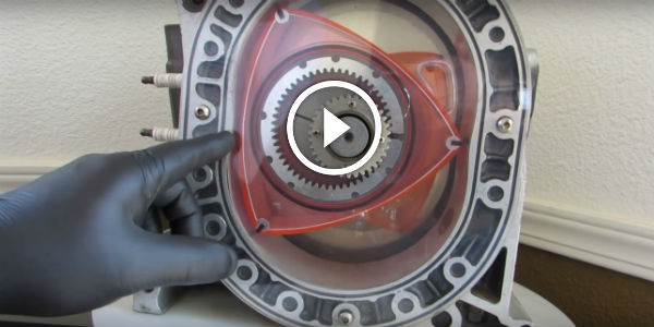 2016 Dodge Magnum >> HOW A ROTARY ENGINE WORKS, This Is The FULL EXPLANATION By