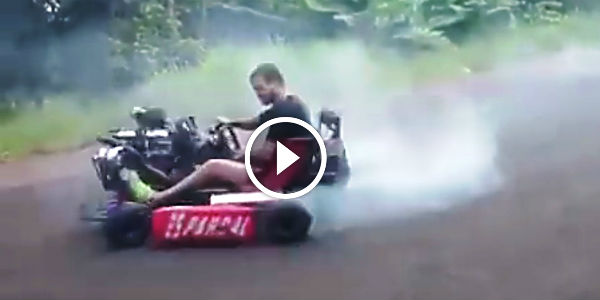 INSANE BOOSTED Adult Play Thing: This SUPER FAST Twin Turbo