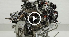 Assembling a Bentley Mulsanne Engine