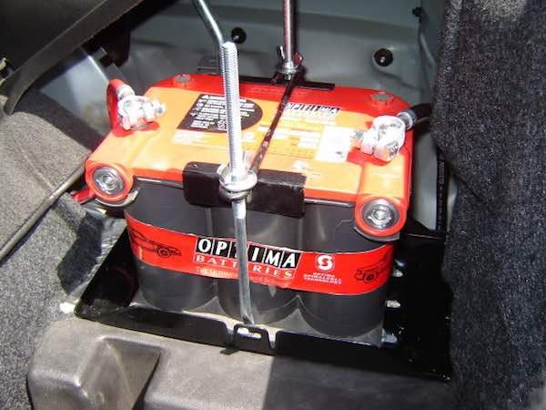 Battery Relocation Kit No Car No Fun Muscle Cars And