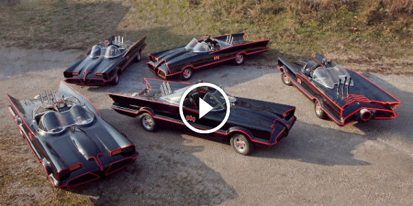 1966 Batmobile Made By Order?! OH YES, THIS IS A REAL POSSIBILITY For The Rich And Famous! Fiberglass Freaks Work SIX DAYS EVERY WEEK Building The Cars!!!