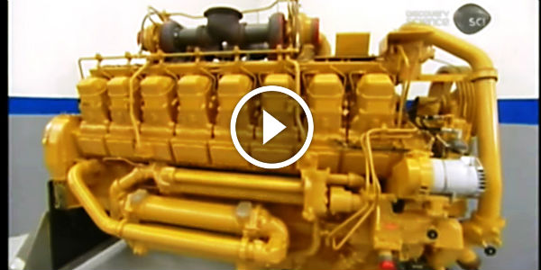 caterpillar engines in trucks