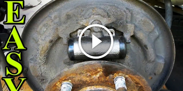 WHEEL CYLINDER REPLACEMENT With THE BEST VIDEO GUIDE On The Net: Mr. Chris Fix, You Do A Very Fine Job Of DIY Instruction Of Repairs!!!