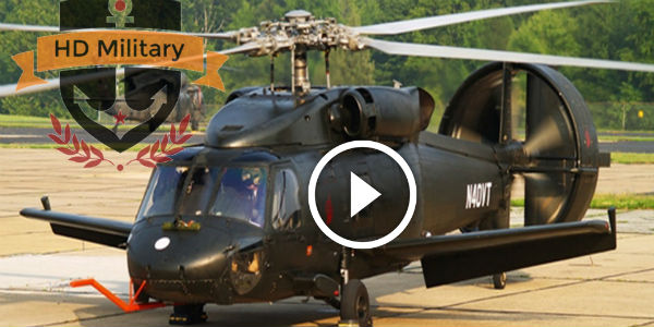 SUPER FAST Helicopter PIASECKI X 49A PROTOTYPE With Vectored Thrust Ducted Propeller Design For The US Military! This Thing Is BAD!!!