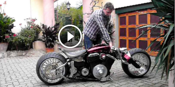 2016 Dodge Magnum >> AWESOME Home Built Electric Cycle: You Would Give Anything ...