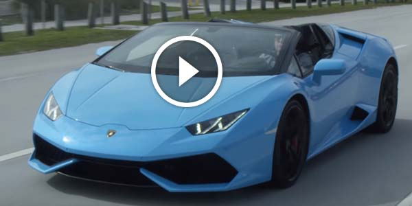 2016 Dodge Magnum >> Is Lamborghini Huracan Spyder THE BEST-LOOKING ROADSTER On Sale? Watch Steve Sutcliffe Review ...