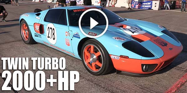 2000 hp ford gt twin turbo by m2k motorsports is on the run the fastest standing mile car to. Black Bedroom Furniture Sets. Home Design Ideas
