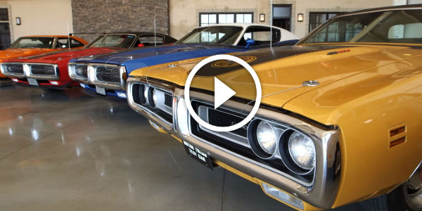 The Wellborn Muscle Car Museum Has World Class Status