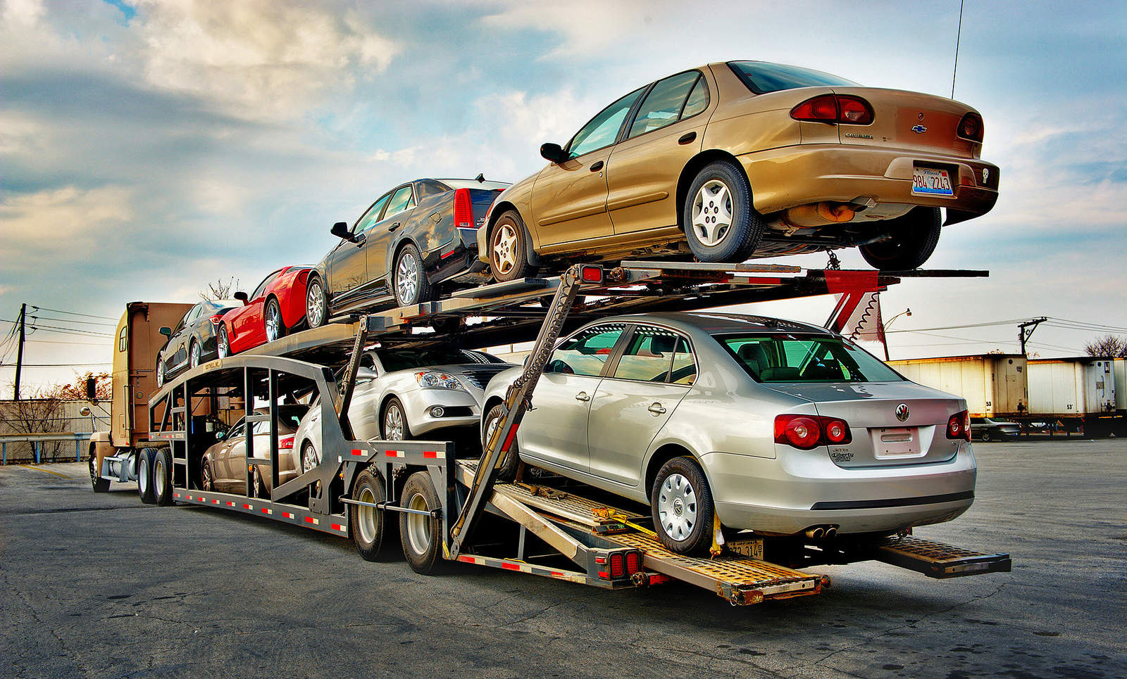 Car Shipping Rates >> Car Shipping Rates No Car No Fun Muscle Cars And Power