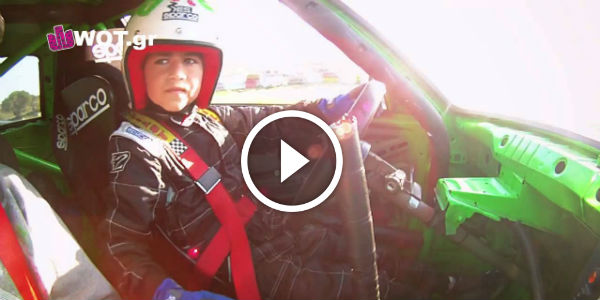 Stavros Grillis – Meet THE YOUNGEST DRIFTER IN THE WORLD! Man, This Kid Truly Inspired Me, I'LL NEVER FORGET HIM!!!