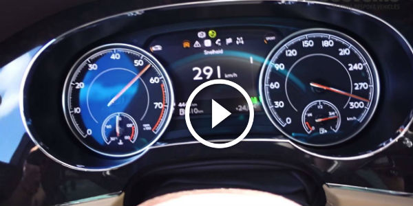 Bentley Bentayga Versus Lamborghini Aventador: THAT'S WHAT IT'S ALL ...