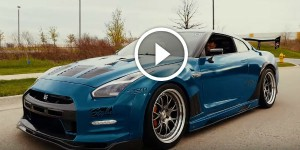 Chicago's hottest Nissan GTR video Ducky Media Productions