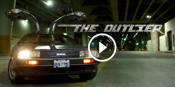 For Geoff Ombao The DELOREAN DMC 12 Is More Than A Piece Of Automotive Trivia. It's A PROOF That It's The Outliers Who Leave THE MOST LASTING LEGACY!