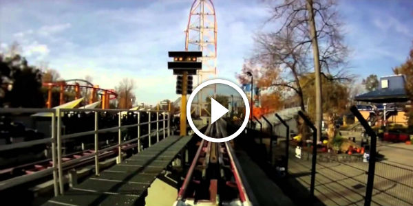 These Are The Top 10 TALLEST ROLLER COASTERS In The World! Do You DARE To Ride On Them?!