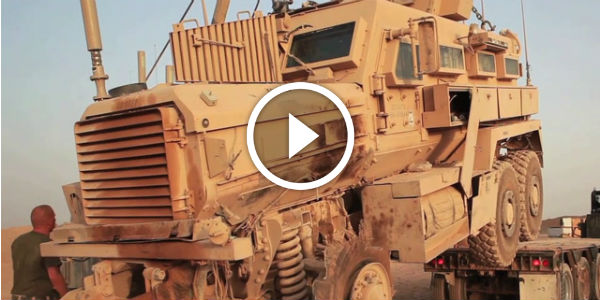 Behold the m88a2 hercules recovery vehicle a 2 000 000 for Planet motors on military
