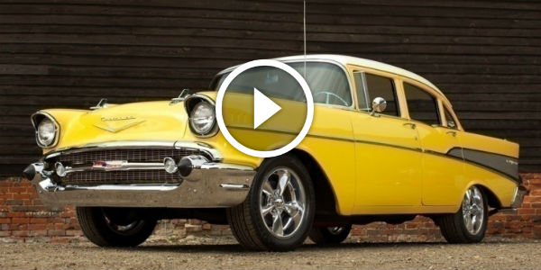 Sweet Little Chevy Bel Air Restored By The Amazing Wheeler
