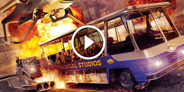 The Fast & Furious: Supercharged Show Looks FREAKING SICK!!! See The FULL ATTRACTION From Universal Studios Hollywood!!!