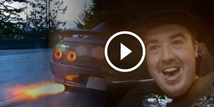 Hilarious 800 HP Skyline Nissan GTR godzilla REACTIONS!