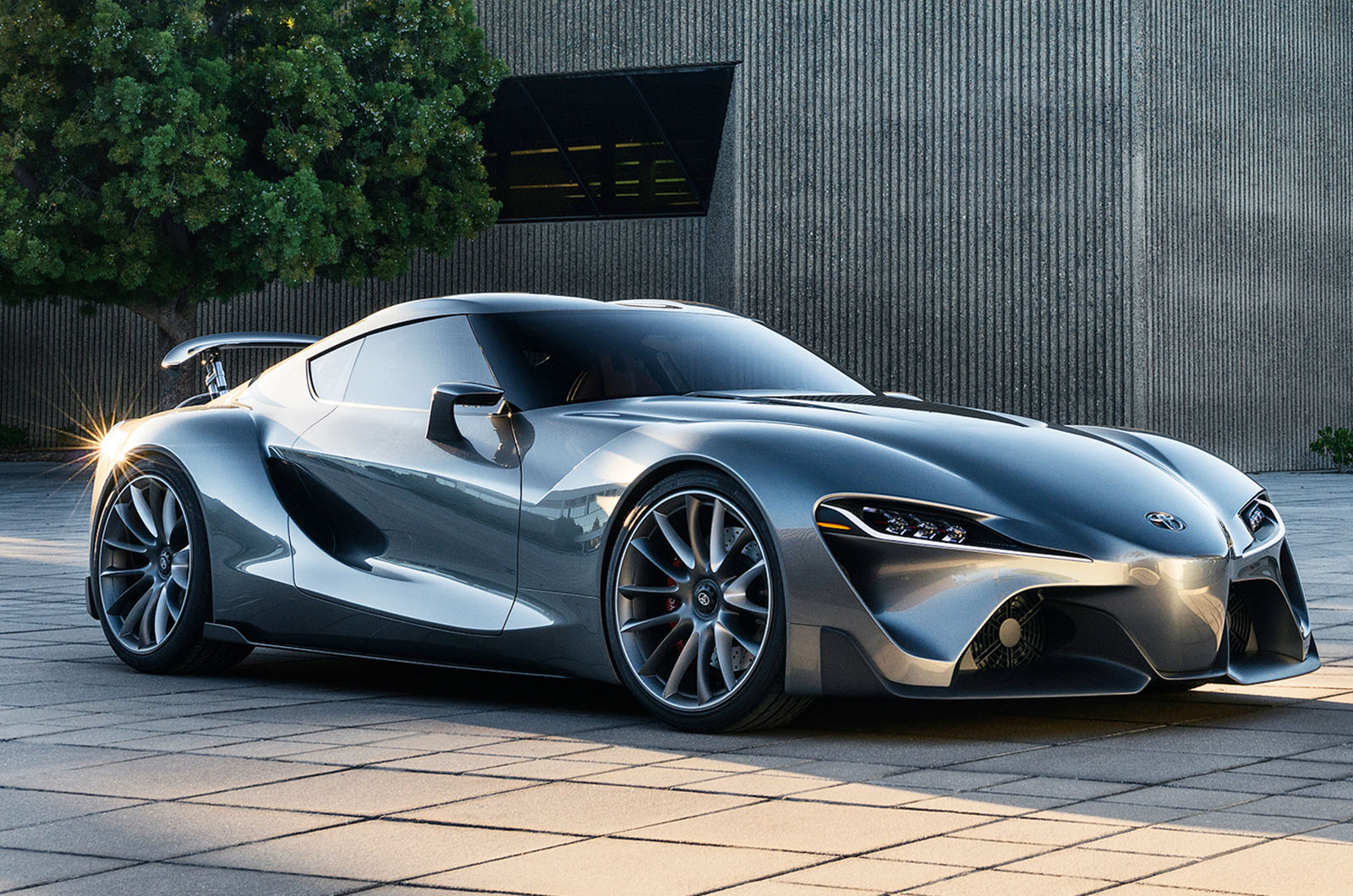 New Toyota Supra front three quarters - NO Car NO Fun! Muscle Cars ...