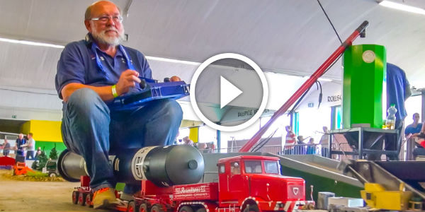OMG This Unbelievable R/C Truck Carries A Man WITH 110 KG+!!! Now This Is What You Call EXTREME RC POWER!