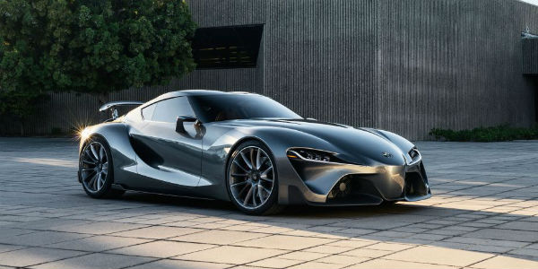 2016 Dodge Trucks >> TOYOTA SUPRA MKV Is Travelling To Europe! It's Likely That Toyota Will Revive The FAMOUS SUPRA ...