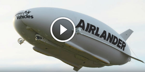 First Flight Of The Largest Aircraft In The World Behold