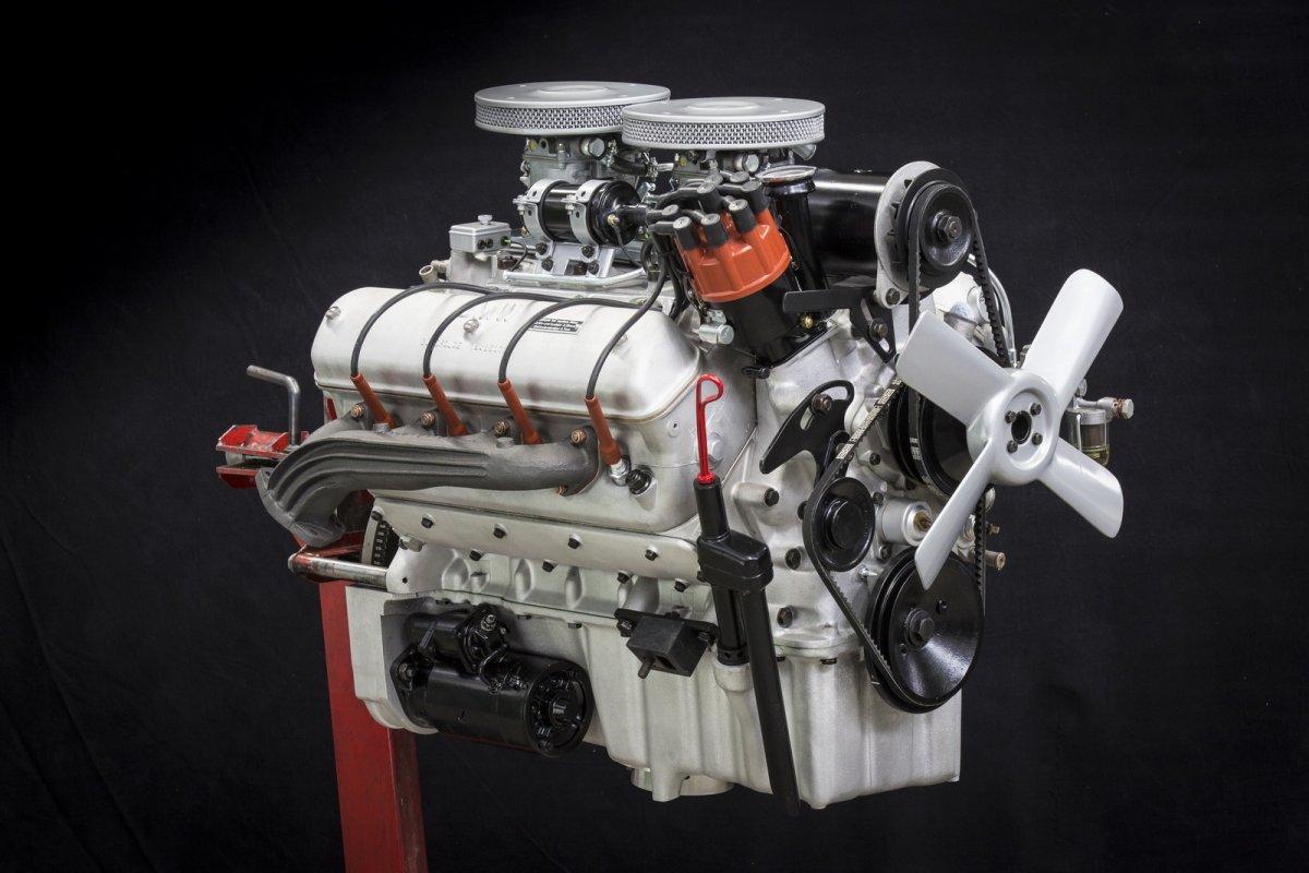 Bmw 507 Elvis Presley Installing New Engine