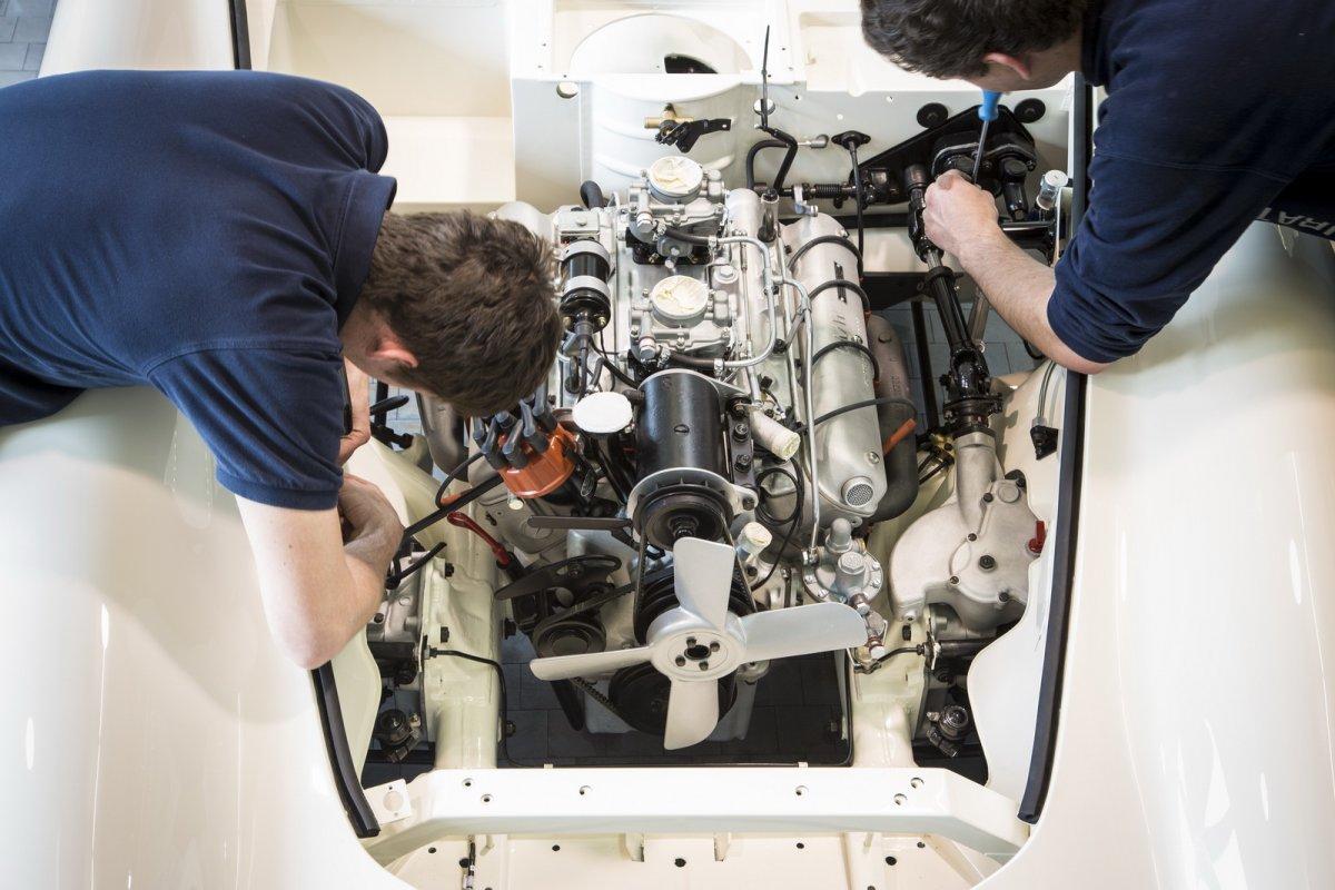 Bmw 507 Elvis Presley New Engine