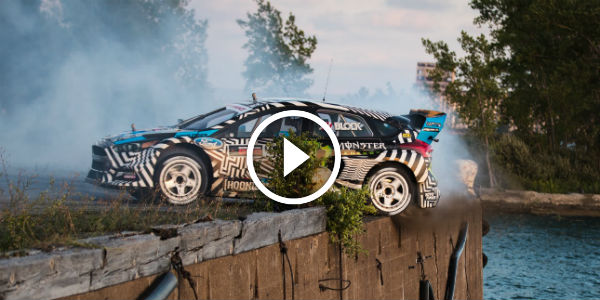The Drifting Master IS BACK!!! Ken Block's GYMKHANA 9 Raw Industrial Playground Will BLOW YOUR BRAINS OUT!!!