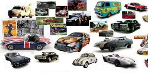 The Ultimate List With Cars From Movies & TV - cl