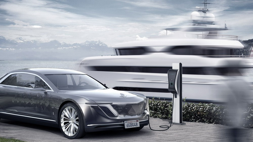 varsovia-concept-front-three-quarters-next-to-a-yacht - NO Car NO ...