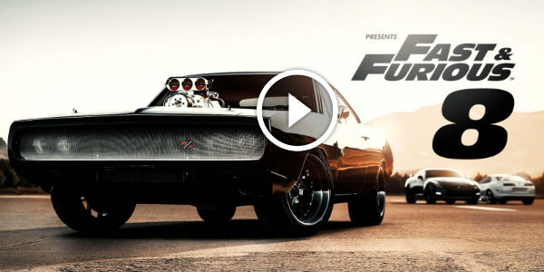 FAST 8 Teaser & Clips Compilation! WARM UP WITH THESE HOT SCENES During The Upcoming Winter! CAN'T WAIT For April 2017!