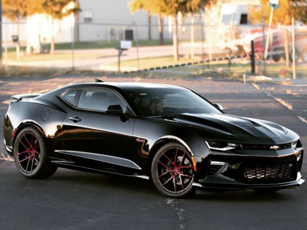 2016 Chevrolet Camaro Fireball 900 With 990 Hp More Than Fast Enough To Turn A Hellcat Into A