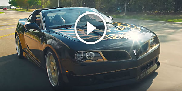 New Trans Am >> How About 115 000 For The New Stunning 2016 Pontiac Trans
