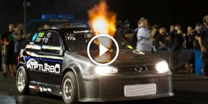 ENGINE CARNAGE! - Record holding Volkswagen Golf GTI goes BOOM!