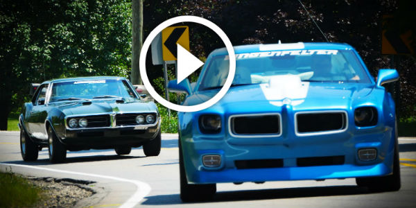 1968 Pontiac Firebird VS 2010 Lingenfelter Trans Am – Choose Your Automotive Poison!!!