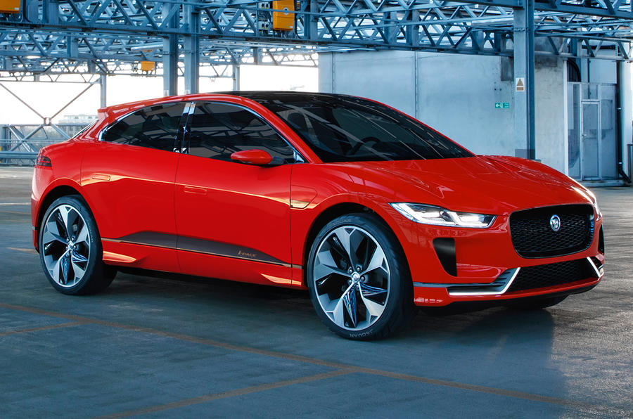The Jaguar I-Pace and the Electric Revolution