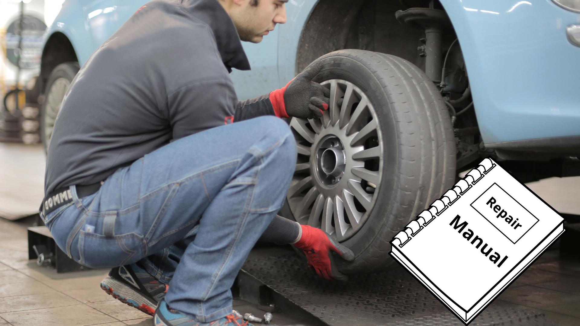 The Importance Of Car Repair Manuals